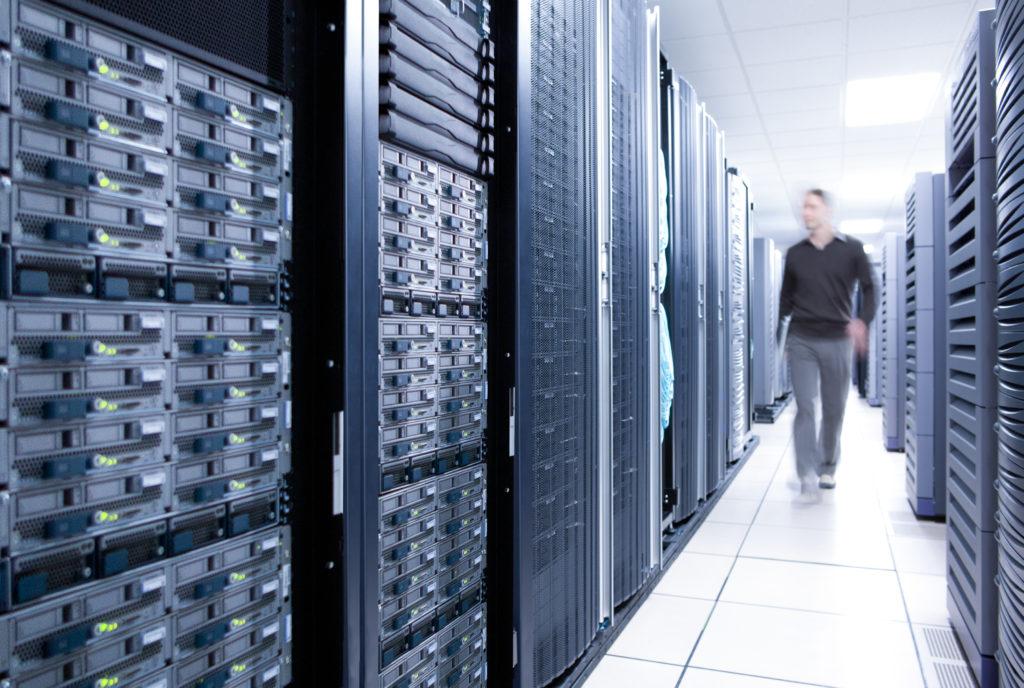 Угроза утраты серверов компании картинка