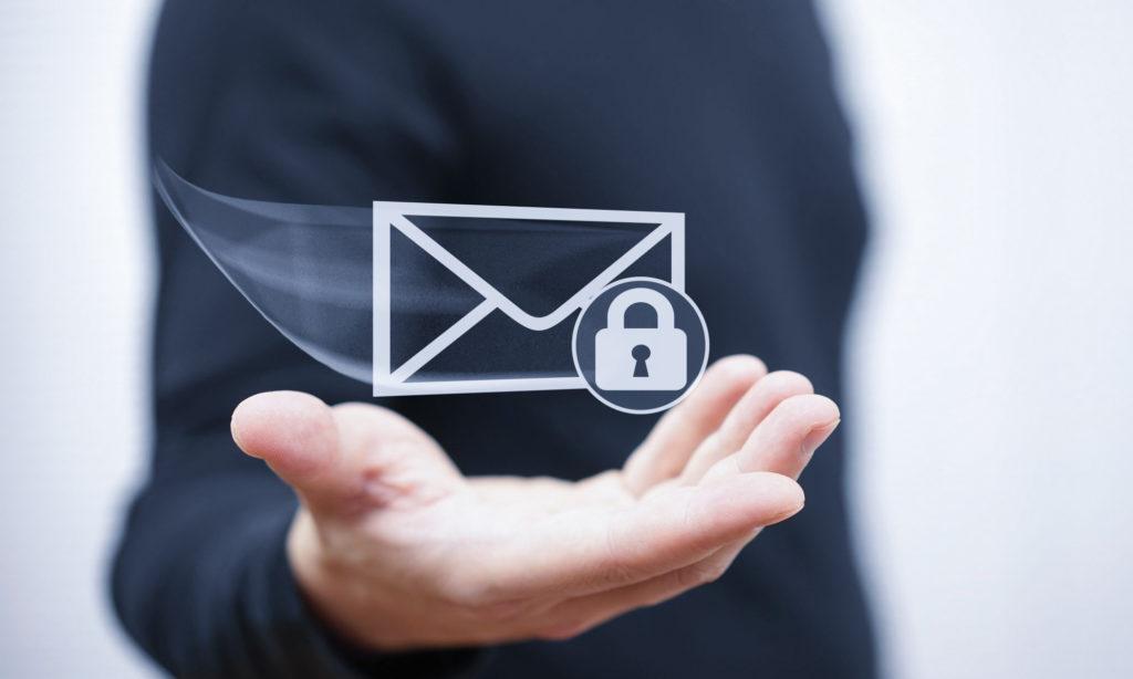 Организация защищенной электронной почты картинка