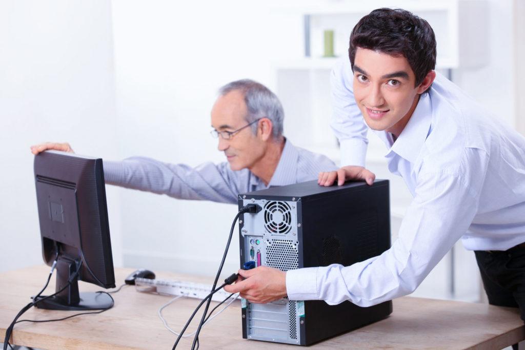 Передача услуг по администрированию офисной ИТ-инфраструктуры картинка