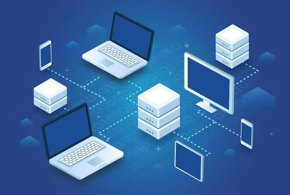 Сопровождение распределенной ИТ-инфраструктуры картинка