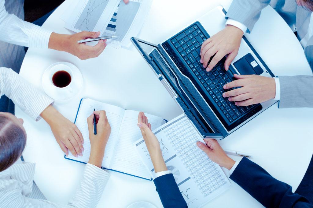 Организация оказания ИТ-услуг в компании Клиента картинка